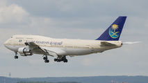 HZ-HM1A - Saudi Arabia - Royal Flight Boeing 747-300 aircraft