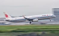 B-1878 - Air China Airbus A321 aircraft