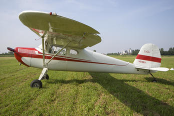 N3706V - Private Cessna 140