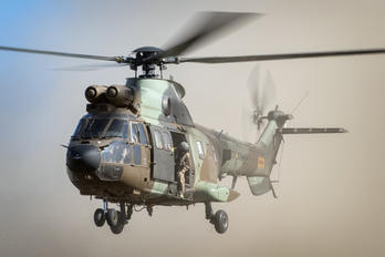 ET-518 - Spain - Army Eurocopter AS332 Super Puma