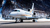 PP-CFJ - Private Dassault Falcon 7X aircraft