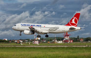 TC-JPO - Turkish Airlines Airbus A320 aircraft