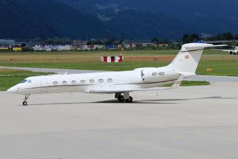 OE-IGO - MJet Aviation Gulfstream Aerospace G-V, G-V-SP, G500, G550