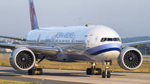 B-18001 - China Airlines Boeing 777-300ER aircraft