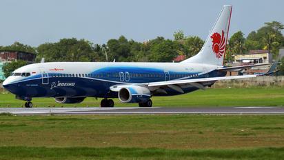 PK-LFF - Lion Airlines Boeing 737-900ER