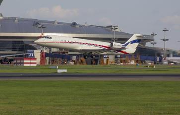 9H-BVJ - Private Canadair CL-600 CRJ-200