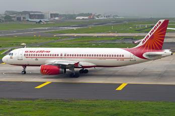 VT-ESB - Air India Airbus A320