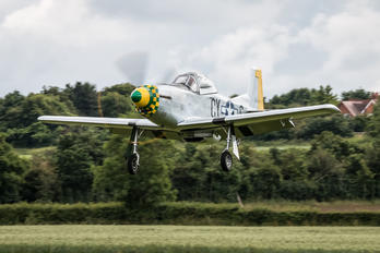 G-DHYS - Private Titan T51 Mustang