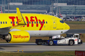 D-ATUH - TUIfly Boeing 737-800