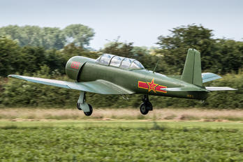 G-BVVG - Private NanChang CJ-6A