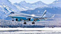 CN-SHS - Dalia Air Embraer ERJ-190-100 Lineage 1000 aircraft