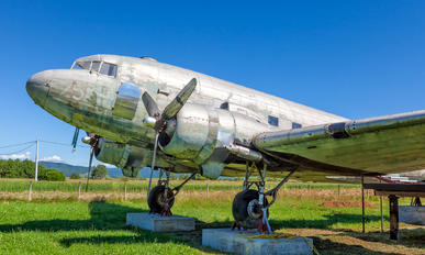 71255 - Yugoslavia - Air Force Douglas DC-3
