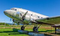 71255 - Yugoslavia - Air Force Douglas DC-3 aircraft