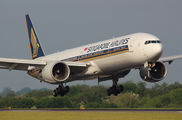 9V-SWM - Singapore Airlines Boeing 777-300ER aircraft