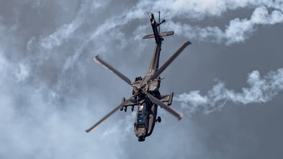 - - Netherlands - Air Force Boeing AH-64D Apache