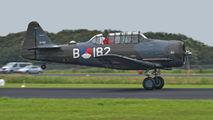 PH-TBR - Private North American Harvard/Texan (AT-6, 16, SNJ series) aircraft