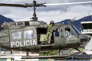 PNC-0729 - Colombia - Police Bell UH-1H H-1H Iroquois aircraft