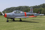 HB-RCQ - Private Pilatus P-3 aircraft