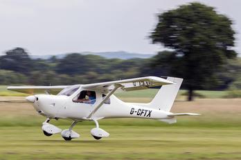 G-CFTX - Private Jabiru J160