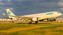 EC-MKT - Evelop Airbus A330-200 aircraft