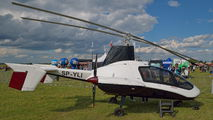 SP-YLI - Private Fusioncopter FC-4 aircraft