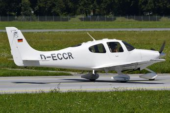 D-ECCR - Private Cirrus SR20