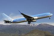 OO-JAP - TUI Airlines Belgium Boeing 767-300ER aircraft