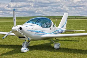 SP-SAOM - Private TL-Ultralight TL-2000 Sting S4