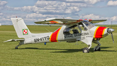 SN-41YG - Poland - Polish Border Guard PZL 104 Wilga 2000