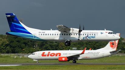 PK-GAE - Garuda Indonesia Explore ATR 72 (all models)