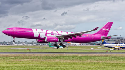 EC-MIO - WOW Air Airbus A330-300