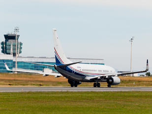 N835BA - Boeing Company Boeing 737-700 BBJ