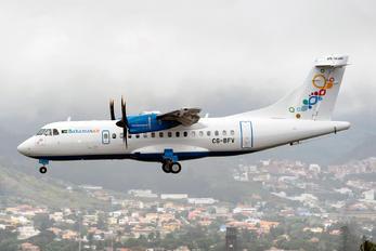 C6-BFV - Bahamasair ATR 42 (all models)
