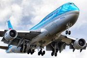 HL7636 - Korean Air Boeing 747-8 aircraft