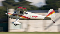 LV-NRF - Private Luscombe 8a Silvaire aircraft