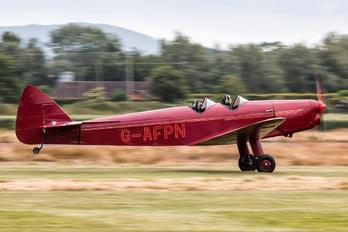G-AFPN - Private de Havilland DH. 94 Moth Minor