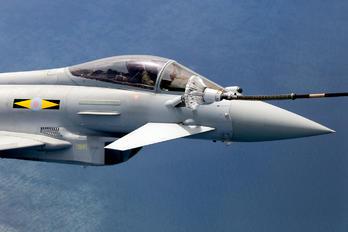 ZJ912 - Royal Air Force Eurofighter Typhoon FGR.4