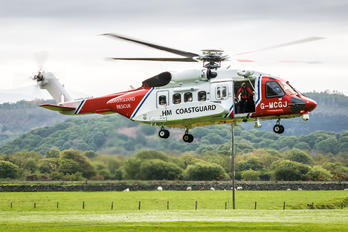 G-MCGJ - Bristow Helicopters Sikorsky S-92A