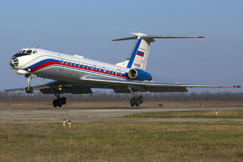 RF-66009 - Russia - Air Force Tupolev Tu-134AK