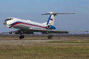 RF-66009 - Russia - Air Force Tupolev Tu-134AK aircraft