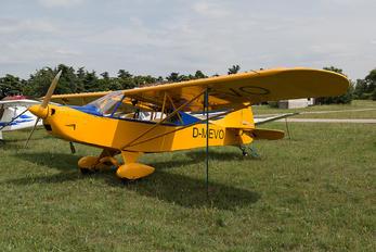 D-MEVO - Private Zlin Aviation Savage Classic