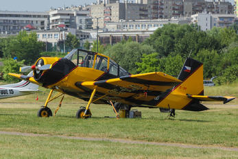 OK-NJD - Private Zlín Aircraft Z-37A Čmelák