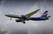 VQ-BIT - Aeroflot Airbus A320 aircraft