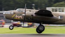 "PH-XXV - Netherlands - Air Force ""Historic Flight"" North American B-25N Mitchell aircraft"
