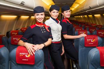 - - Azur Air Ukraine - Aviation Glamour - Flight Attendant