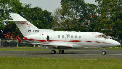 PK-LRU - Private Hawker Beechcraft 900XP