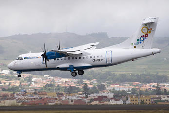 C6-BFV - Bahamasair ATR 42 (all models)