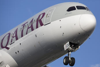 A7-BCB - Qatar Airways Boeing 787-8 Dreamliner