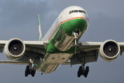 B-16713 - Eva Air Boeing 777-300ER aircraft