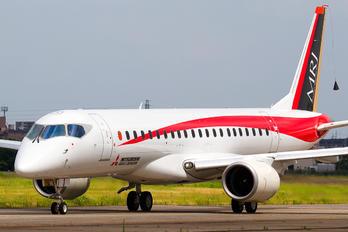 JA22MJ - Mitsubishi Aircraft Corporation Mitsubishi MRJ90